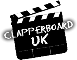 Clapperboard UK -                          An innovative, non-profit making film production agency and charity - Splash Background