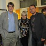 Nik Powell, Tina Malone & Andrew Lancel