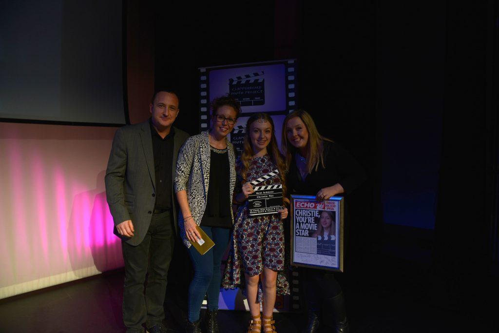 Echo achiever award christie