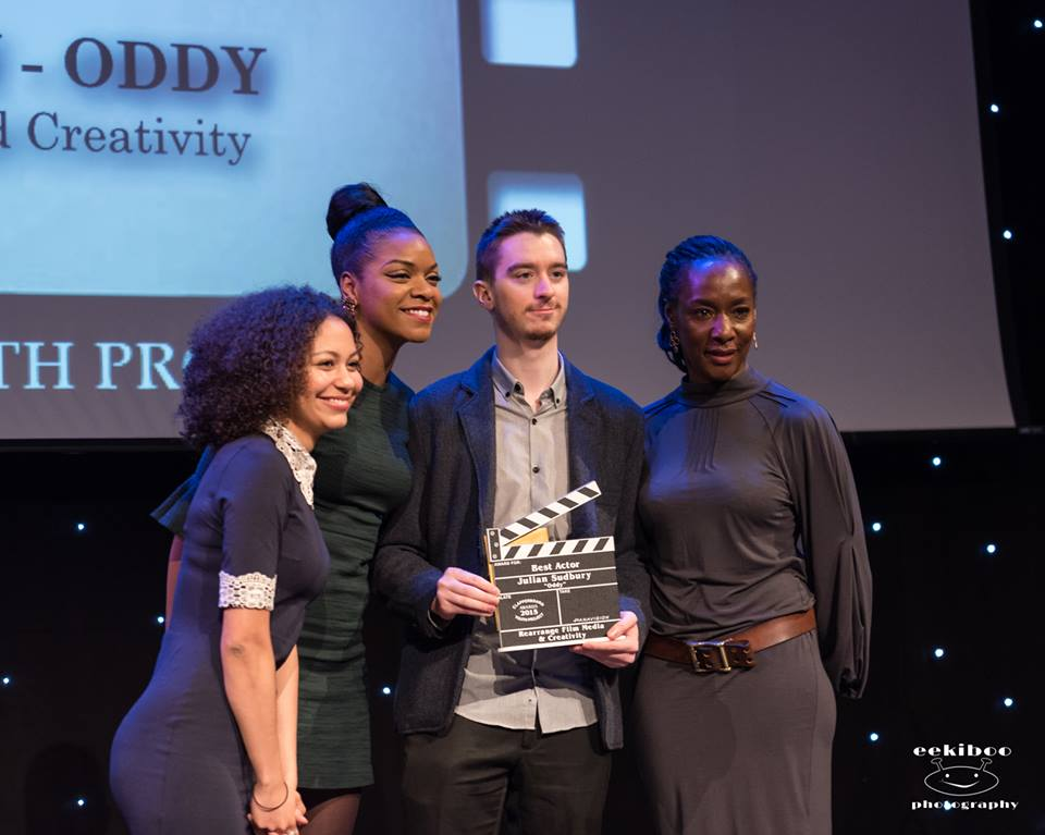 4. Julian Sudbury – Best Actor, Oddy