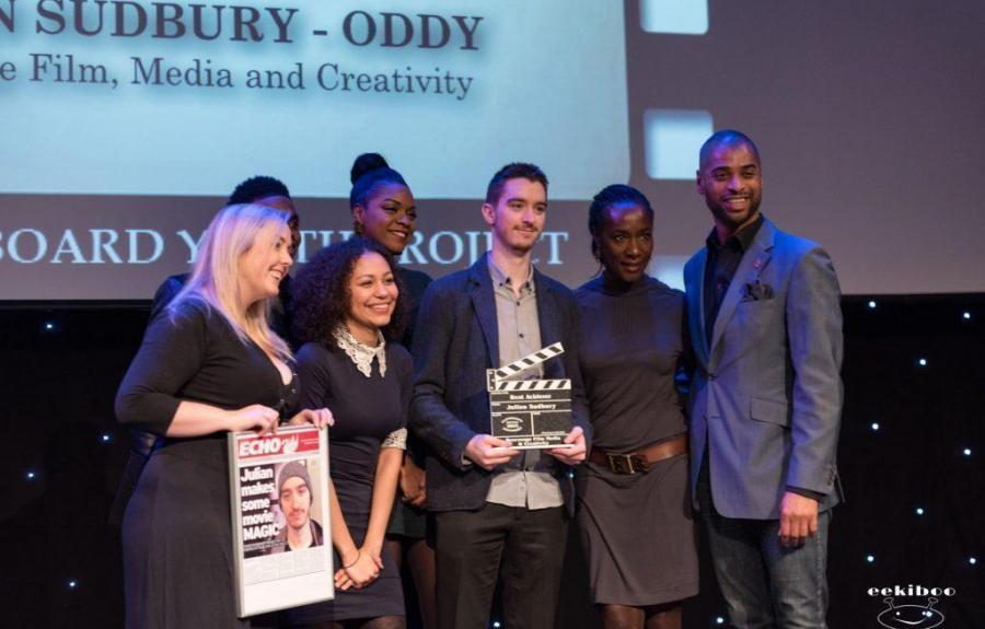 5. Julian Sudbury – Liverpool Echo Best Achiever Award
