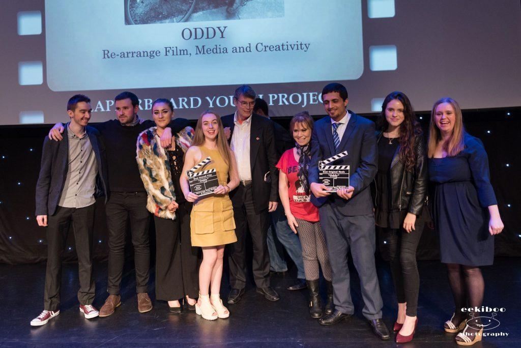 6. Re-Arrange Film, Media & Creativity – Best Overall Film + Best Original Music, Oddy
