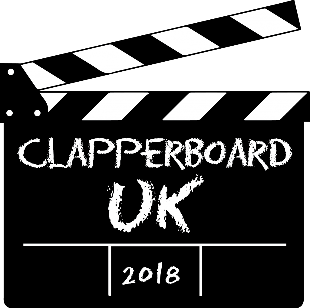 Clapperboard UK - An innovative, non-profit making film production agency and charity - Site Logo